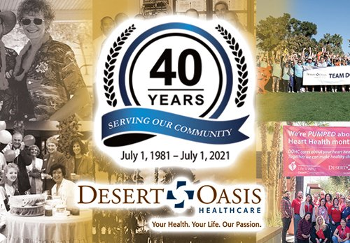 Newsletter | July 2021 | 40th Anniversary