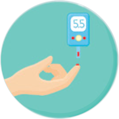Blood Glucose Meter   Graphic